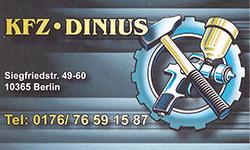 KFZ-DINIUS